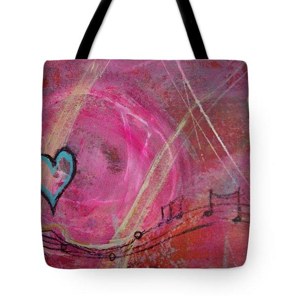 Heart 4 Tote Bag