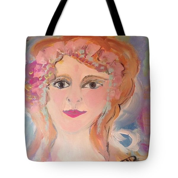 Heart And Soul  Tote Bag by Judith Desrosiers