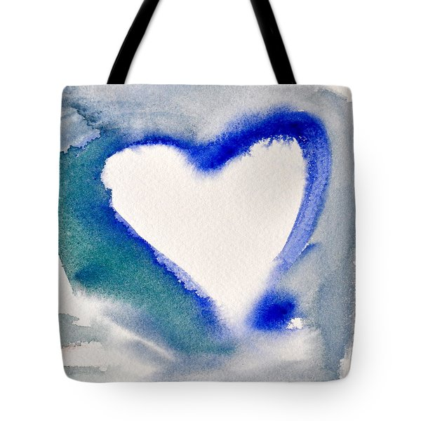 Heart And Soul Tote Bag by Kimberly Maxwell Grantier
