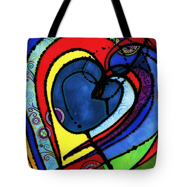 Heart II  Tote Bag
