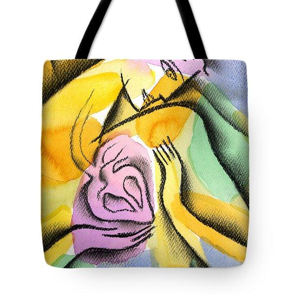 Healthy Heart Tote Bag