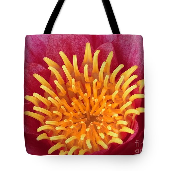 Heart Of Compassion Tote Bag by Agnieszka Ledwon