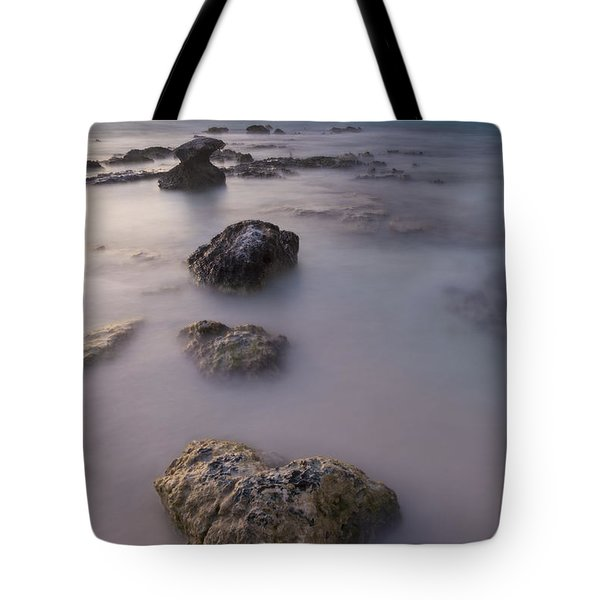 Heart Of Stone Tote Bag by Adam Romanowicz