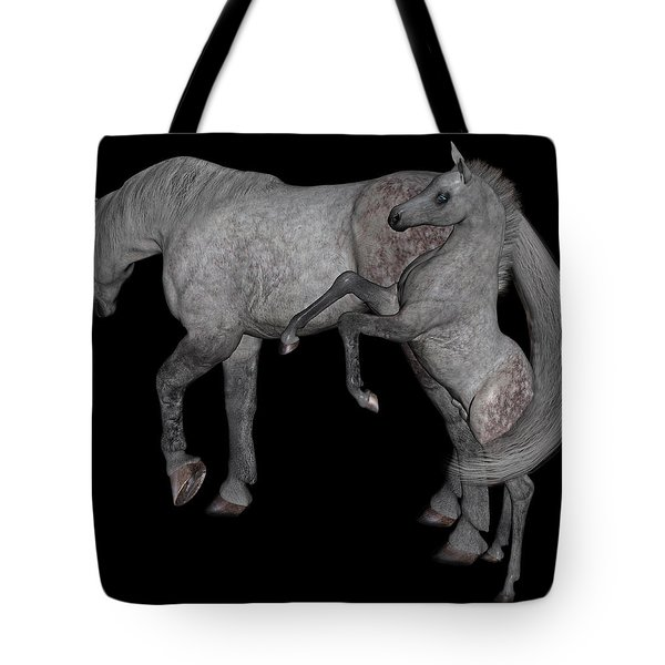 Heart Of The Brood Mare Tote Bag