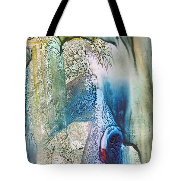 Heart Of The Matter Tote Bag by Mickey Krause