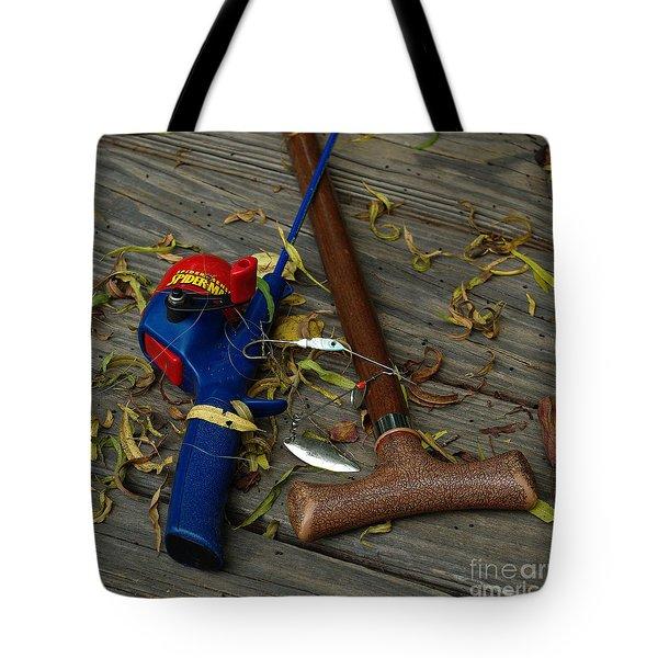 Heart Strings Tote Bag by Peter Piatt