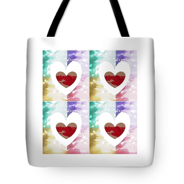 Heartful Tote Bag