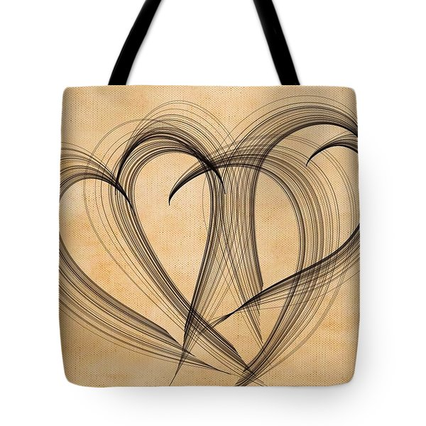 Hearts Of Plenty Tote Bag