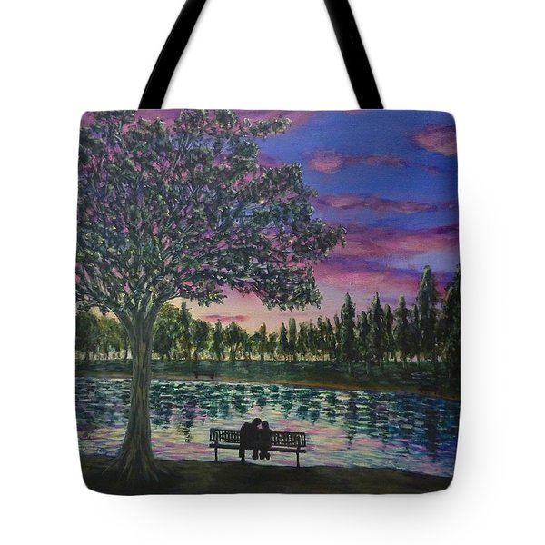 Heartwell Park Tote Bag