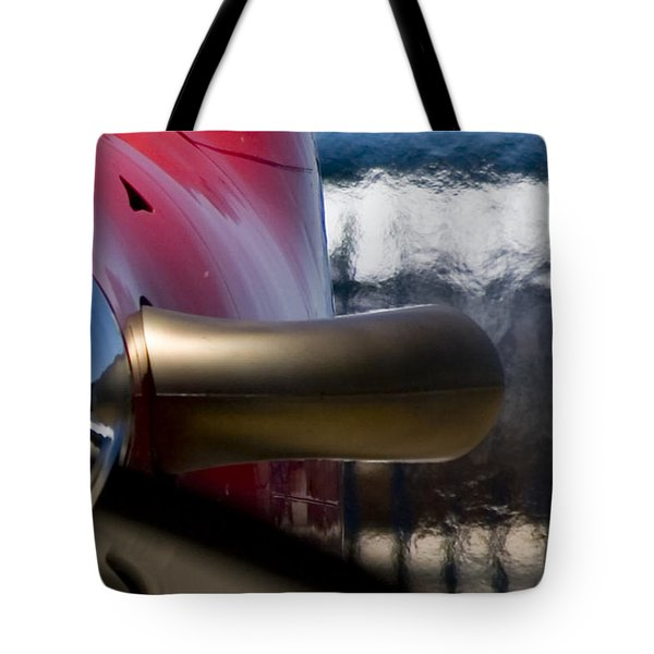 Heat Tote Bag by Paul Job