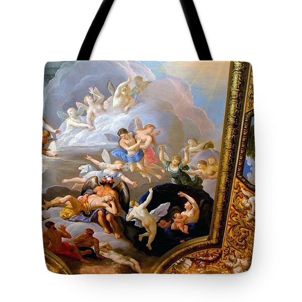 Tote Bag featuring the photograph Heaven by Meaghan Troup