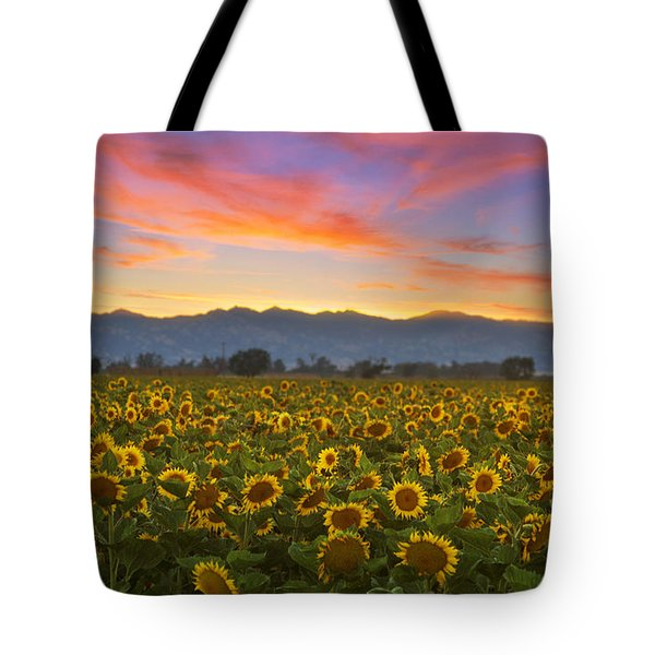 Heaven Tote Bag by Rima Biswas