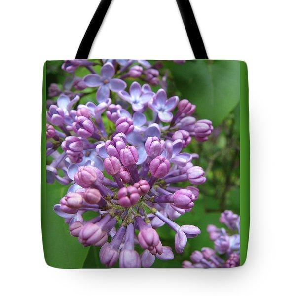 Heaven 'scent' Tote Bag