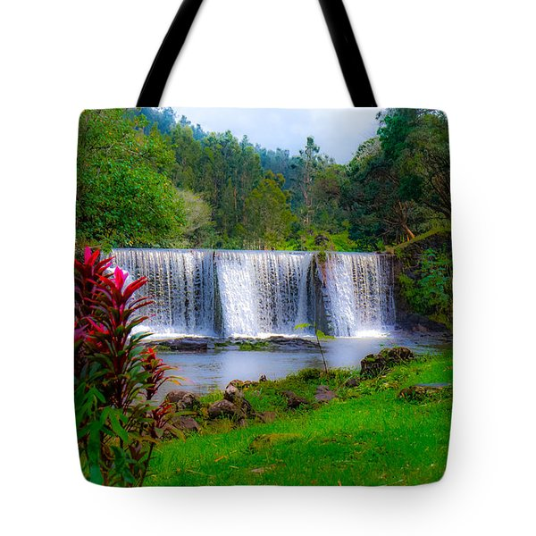 Heaven In The Woods Tote Bag