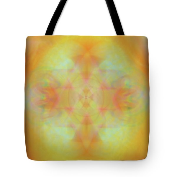 Heavenly Cross Tote Bag