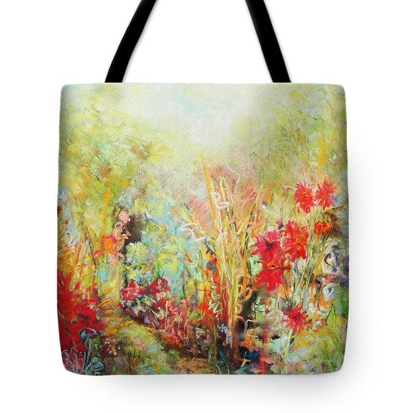 Heavenly Garden Tote Bag