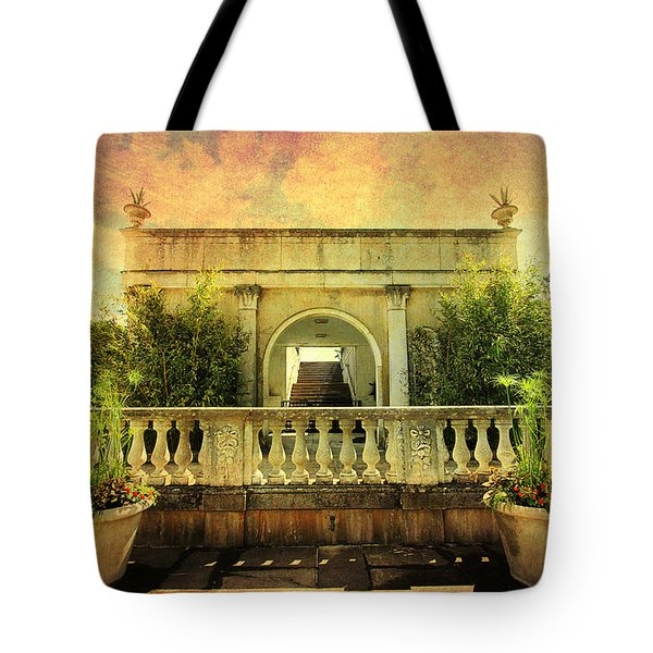 Heavenly Gardens Tote Bag