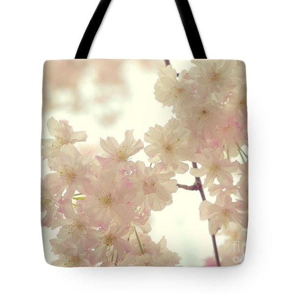 Heavenly... Tote Bag by Rachel Mirror