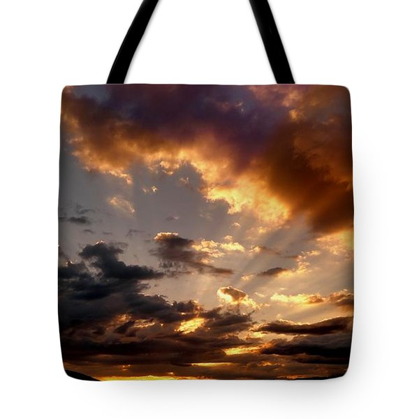 Heavenly Rapture Tote Bag