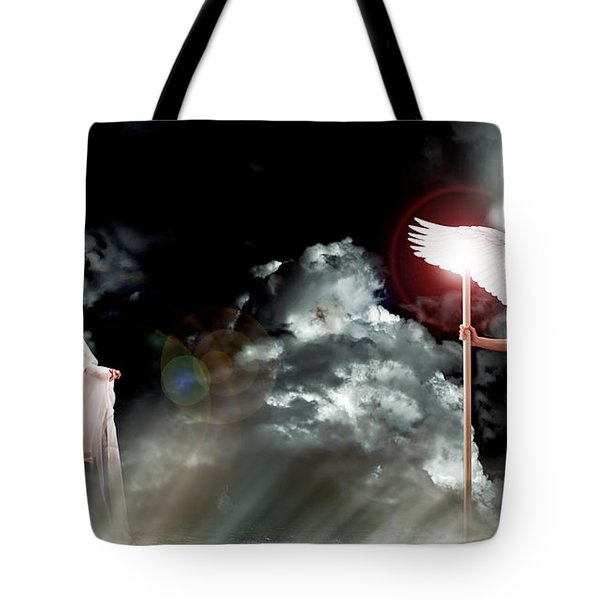 Heaven's Bliss Tote Bag