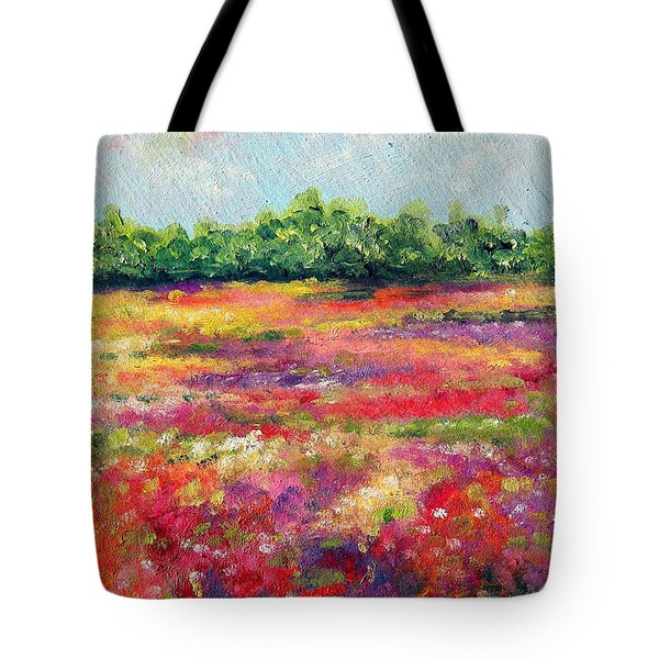 Heaven's Breath Tote Bag by Meaghan Troup