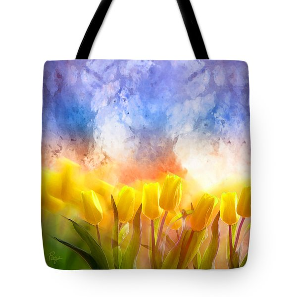 Heaven's Garden Tote Bag