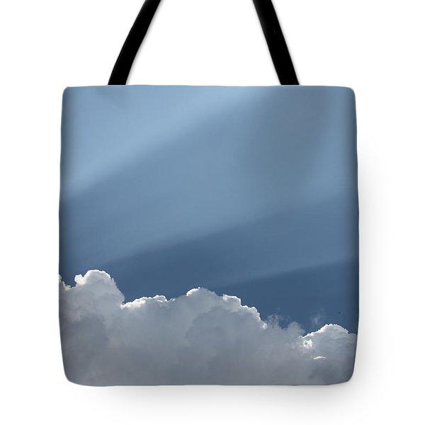 Heavens Premiere Tote Bag