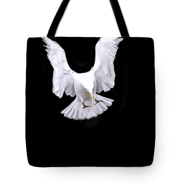 Heavens Rain Tote Bag