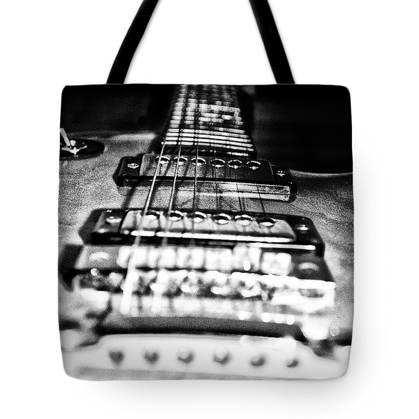 Heavy Metal Tote Bag by Bill Cannon