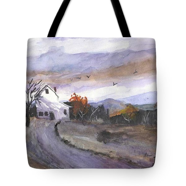 Hebo Farmhouse Tote Bag
