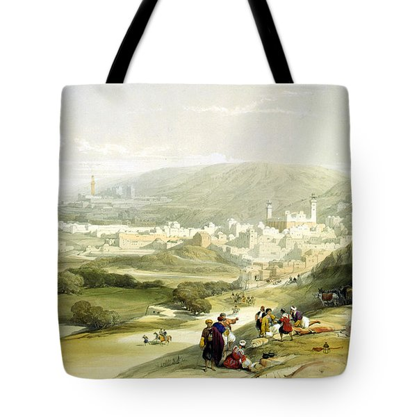 Hebron Tote Bag
