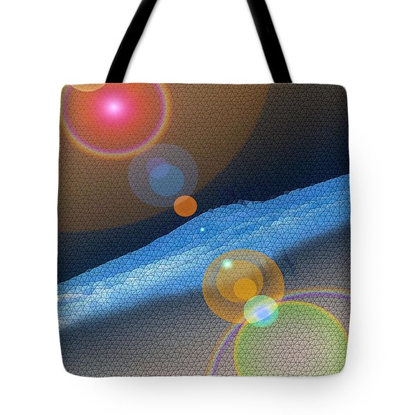 Heck If I Know  Tote Bag by Jeff Swan