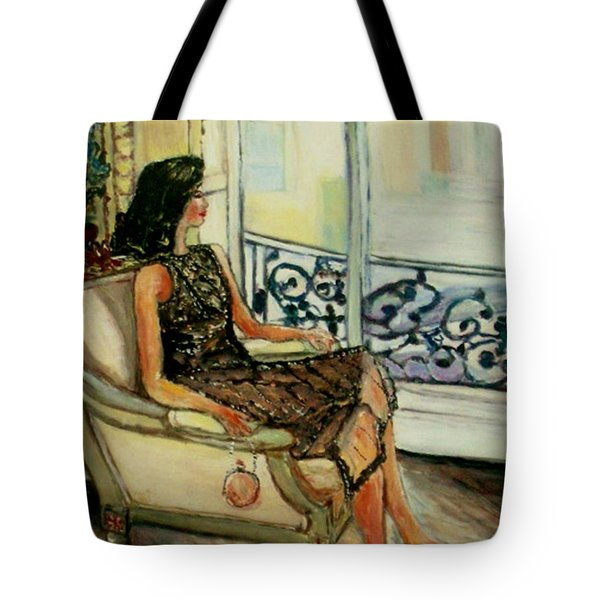 Heddy Tote Bag