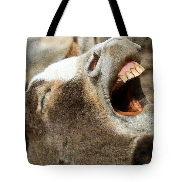 Hee - Haw Tote Bag