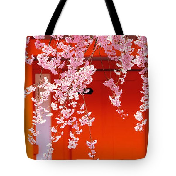 Heian-jingu Kyoto Japan Tote Bag