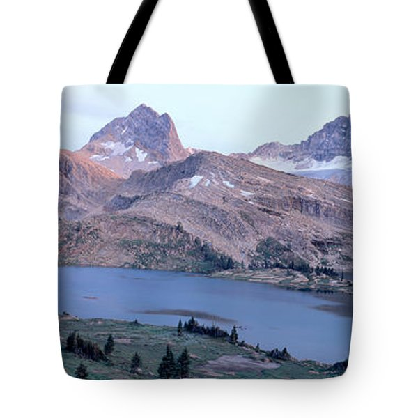 Height Of The Rockies Wilderness Area Tote Bag