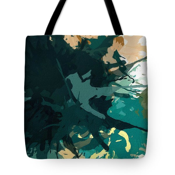 Heightened Energy Tote Bag by Lourry Legarde