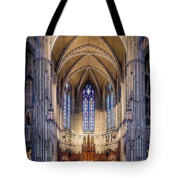 Heinz Chapel - Pittsburgh Pennsylvania Tote Bag