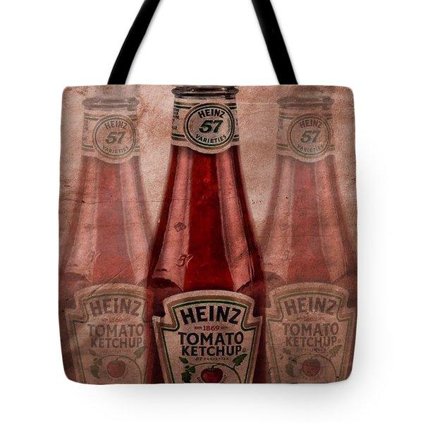 Heinz Tomato Ketchup Tote Bag