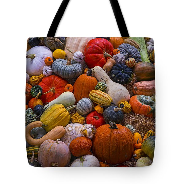 Heirloom Harvest Tote Bag