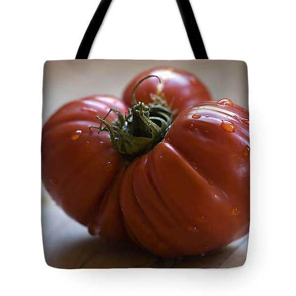 Tote Bag featuring the photograph Heirloomage by Joe Schofield