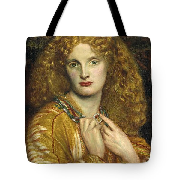 Helen Of Troy Tote Bag by Philip Ralley