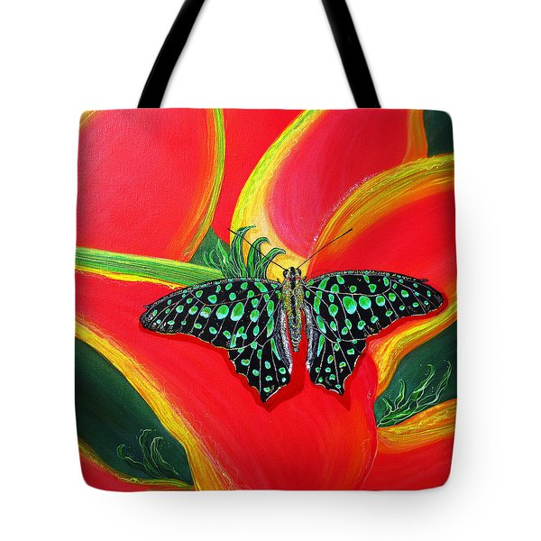 Solomans Kiss Tote Bag