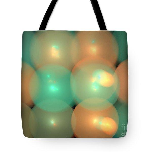 Helium Tote Bag by Kim Sy Ok
