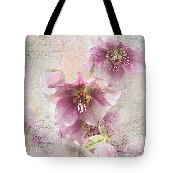 Tote Bag featuring the photograph Hellebore by Sylvia Cook