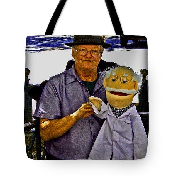 Hello 2 All Tote Bag