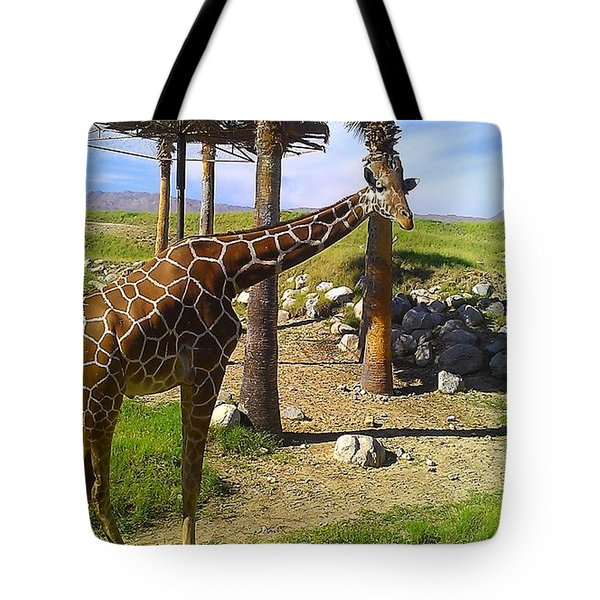 Hello There Tote Bag by Chris Tarpening