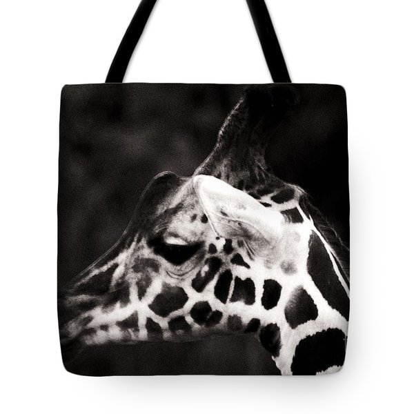 Tote Bag featuring the photograph Hello Up There by Doc Braham
