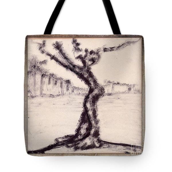 Help Tote Bag by Bedros Awak