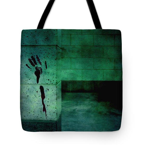 Help Tote Bag by Margie Hurwich